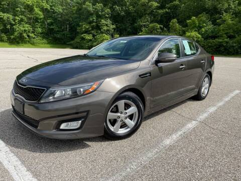 2014 Kia Optima for sale at Lifetime Automotive LLC in Middletown OH