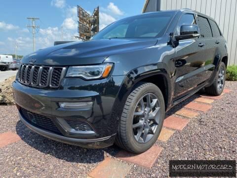 2019 Jeep Grand Cherokee for sale at Modern Motorcars in Nixa MO