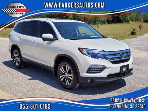 2018 Honda Pilot for sale at Parker's Used Cars in Blenheim SC