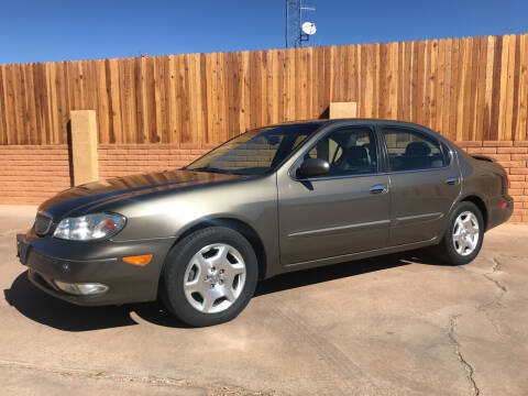 2000 Infiniti I30 for sale at Freedom  Automotive in Sierra Vista AZ