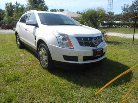 2011 Cadillac SRX for sale at Westfall Auto Sales in Cadiz OH