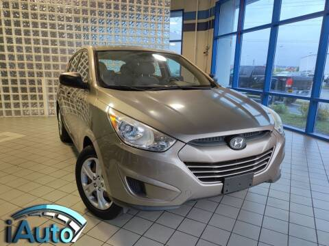 2011 Hyundai Tucson for sale at iAuto in Cincinnati OH