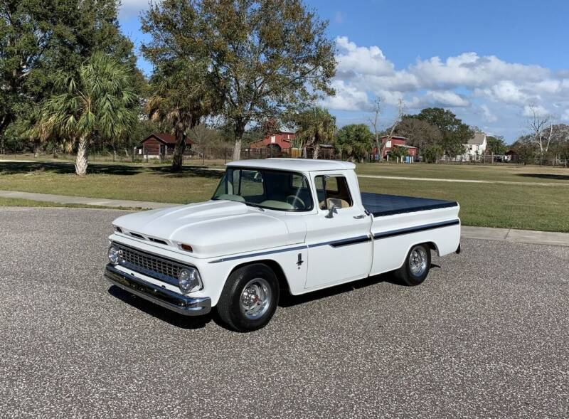 1963 Chevrolet C/K 10 Series for sale at P J'S AUTO WORLD-CLASSICS in Clearwater FL