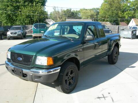 2003 Ford Ranger for sale at The Auto Specialist Inc. in Des Moines IA