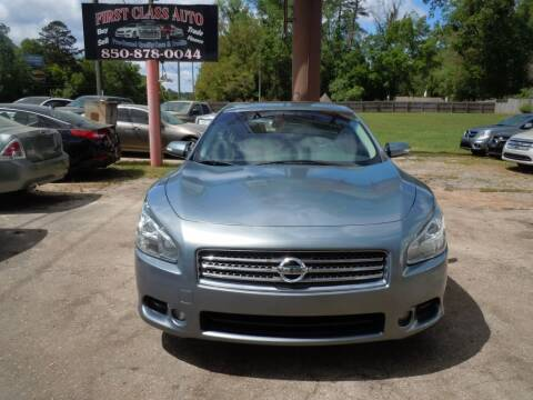 2010 Nissan Maxima for sale at First Class Auto Inc in Tallahassee FL
