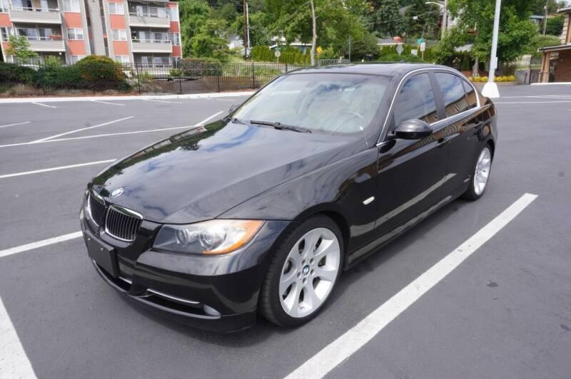 2008 BMW 3 Series for sale at Precision Motors LLC in Renton WA