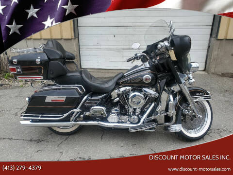 1998 Harley-Davidson FLHTCUI for sale at Discount Motor Sales inc. in Ludlow MA