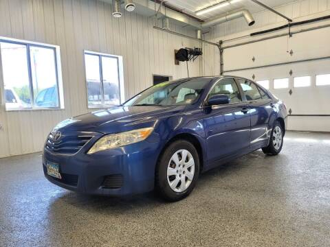 2011 Toyota Camry for sale at Sand's Auto Sales in Cambridge MN