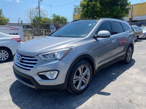 2013 Hyundai Santa Fe for sale at Maxicars Auto Sales in West Park FL