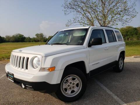 2016 Jeep Patriot for sale at Laguna Niguel in Rosenberg TX