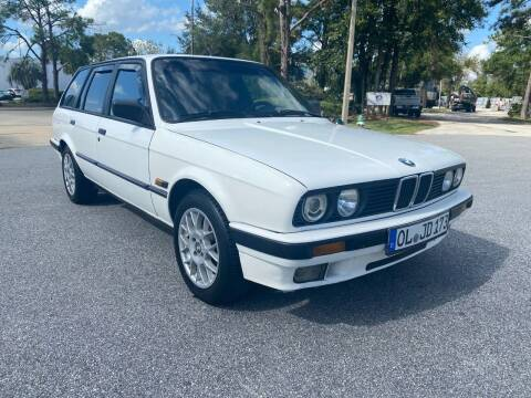 1991 BMW 318is TOURING for sale at Global Auto Exchange in Longwood FL