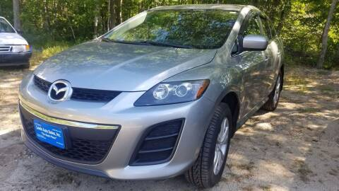 2010 Mazda CX-7 for sale at Lewis Auto Sales in Lisbon ME