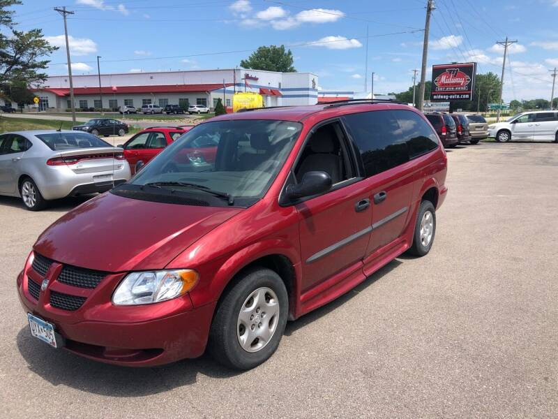 2003 Dodge Grand Caravan for sale at Midway Auto Sales in Rochester MN