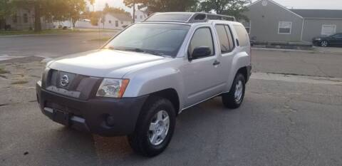 2005 Nissan Xterra for sale at MQM Auto Sales in Nampa ID