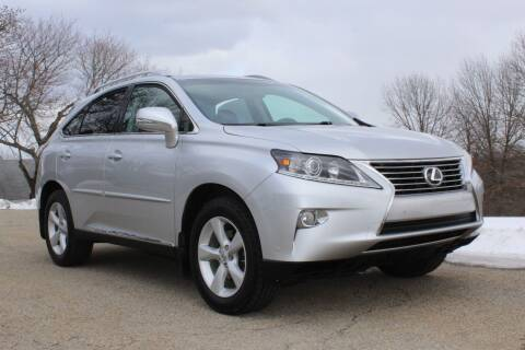 2013 Lexus RX 350 for sale at Harrison Auto Sales in Irwin PA