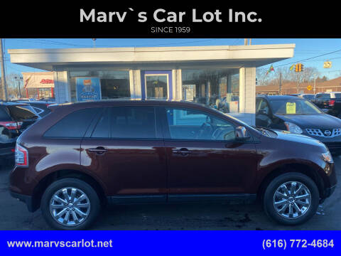 2010 Ford Edge for sale at Marv`s Car Lot Inc. in Zeeland MI