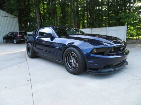 2011 Ford Mustang for sale at Advantage Auto Sales in Johnstown PA