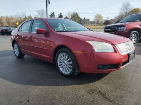 2009 Mercury Milan for sale at Newcombs Auto Sales in Auburn Hills MI