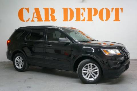 2017 Ford Explorer for sale at Car Depot in Miramar FL