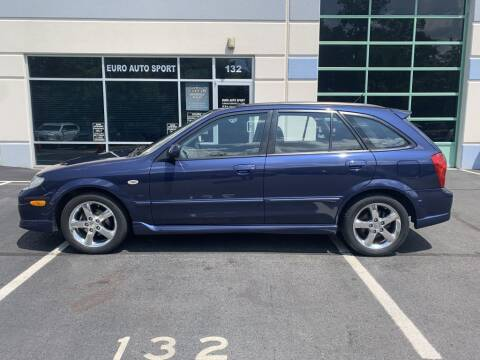 2002 Mazda Protege5 for sale at Euro Auto Sport in Chantilly VA