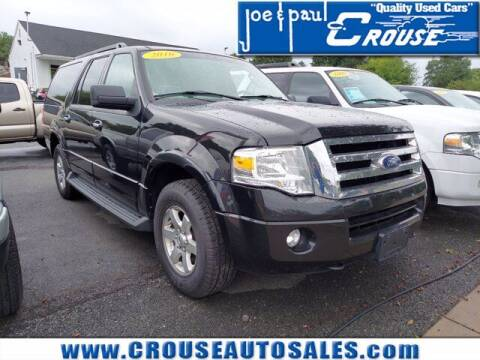 2010 Ford Expedition EL for sale at Joe and Paul Crouse Inc. in Columbia PA