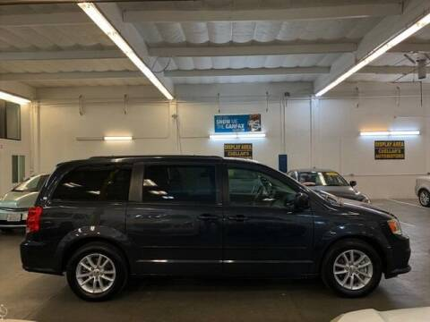 2014 Dodge Grand Caravan for sale at Cuellars Automotive in Sacramento CA