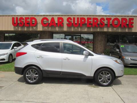 2014 Hyundai Tucson for sale at Checkered Flag Auto Sales NORTH in Lakeland FL