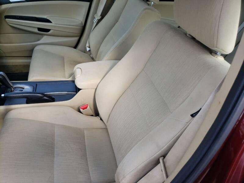 2011 Honda Accord LX 4dr Sedan 5A - Dallas TX