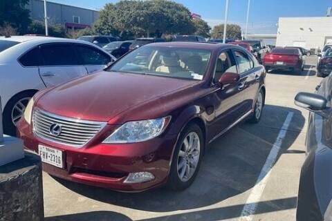 2009 Lexus LS 460 for sale at Klean Motorsports in Skokie IL