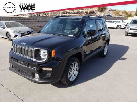 2020 Jeep Renegade for sale at Stephen Wade Pre-Owned Supercenter in Saint George UT