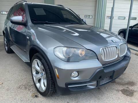 2008 BMW X5 for sale at R-Motors in Arlington TX