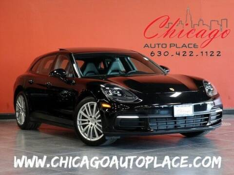 2018 Porsche Panamera for sale at Chicago Auto Place in Bensenville IL