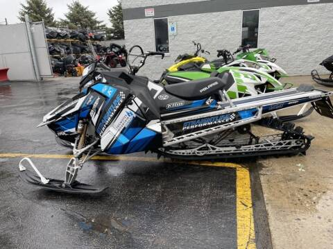 2018 Polaris 800 PRO-RMK® 163 3.0 Seri for sale at Road Track and Trail in Big Bend WI