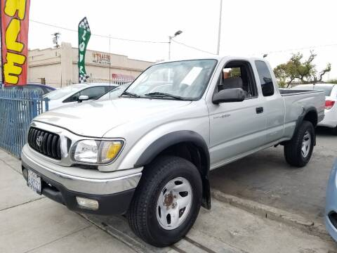 2002 Toyota Tacoma for sale at Olympic Motors in Los Angeles CA
