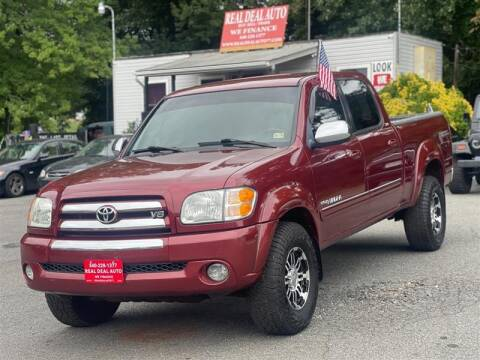 2004 Toyota Tundra for sale at Real Deal Auto in King George VA
