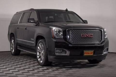 2016 GMC Yukon XL for sale at Washington Auto Credit in Puyallup WA