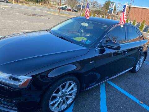 2014 Audi A4 for sale at Primary Motors Inc in Commack NY