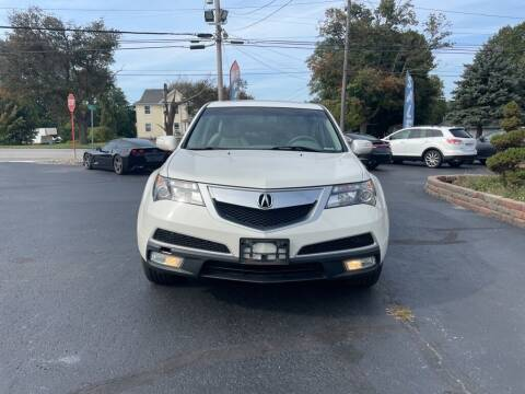 2011 Acura MDX for sale at EXPO AUTO GROUP in Perry OH