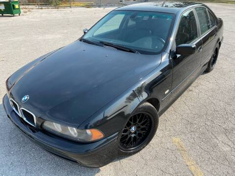2002 BMW 5 Series for sale at Supreme Auto Gallery LLC in Kansas City MO