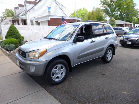 2002 Toyota RAV4 for sale at FBN Auto Sales & Service in Highland Park NJ