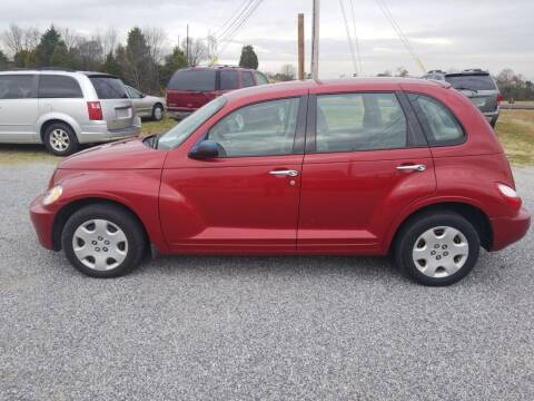 2008 Chrysler PT Cruiser for sale at CAR-MART AUTO SALES in Maryville TN