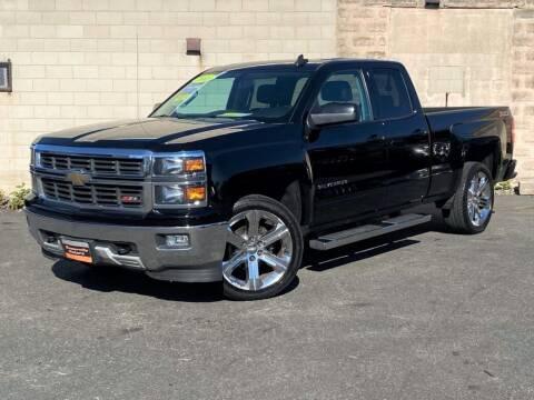 2015 Chevrolet Silverado 1500 for sale at Somerville Motors in Somerville MA