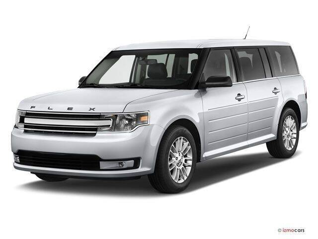 2014 Ford Flex for sale at USA Auto Inc in Mesa AZ