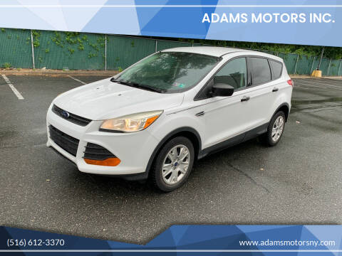 2013 Ford Escape for sale at Adams Motors INC. in Inwood NY