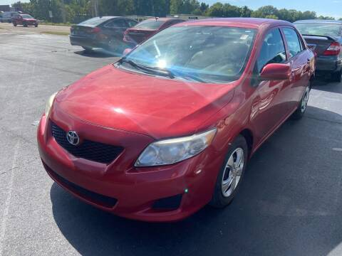 2010 Toyota Corolla for sale at Sartins Auto Sales in Dyersburg TN