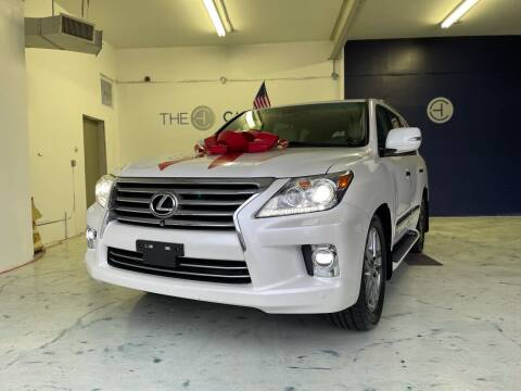 2015 Lexus LX 570 for sale at The Car House of Garfield in Garfield NJ