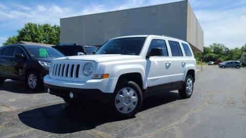 2013 Jeep Patriot for sale at Sedo Automotive in Davison MI