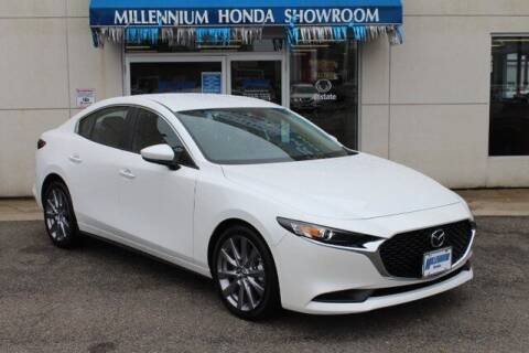 2020 Mazda Mazda3 Sedan for sale at MILLENNIUM HONDA in Hempstead NY
