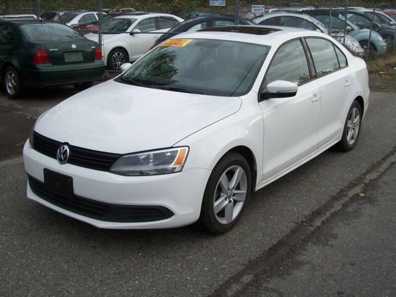 2011 Volkswagen Jetta for sale at Main Street Motors in Bellingham WA