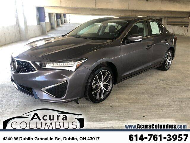 2020 Acura ILX for sale in Dublin, OH